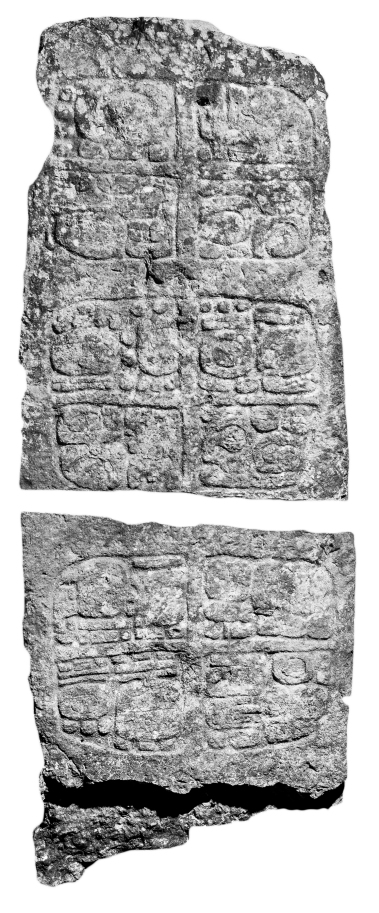 Ixkun, Stela 12, photo