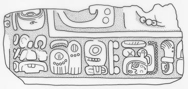 Ixtutz, Panel 2 Blocks, II, drawing