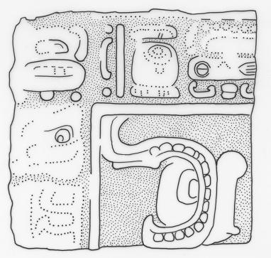 Ixtutz, Panel 2 Blocks, III, drawing